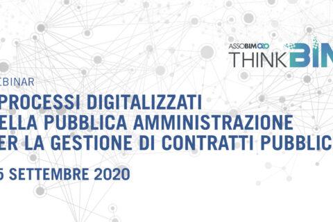 I processi digitalizzati nella Pubblica Amministrazione per la gestione dei contratti pubblici